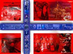 Norway Times by Mamta Herland, a Norwegian artist originally from Assam, India