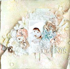 Precious Moments - Scrapbook.com Prima - Delight Collection
