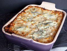 Butternut Squash, Goat Cheese, & Sage Lasagna