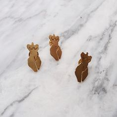 brass nude pins   See this Instagram photo by @fuggiamo #shopfuggiamo