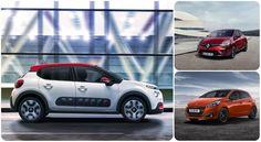 Alors que Citroën part à l'assaut de la Renault Clio 4 et de la Peugeot 208 avec sa nouvelle C3, quelle est la meilleure citadine française ?