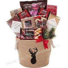 10 <b>best Christmas gift</b> baskets <b>Canada</b> images on Pinterest in <b>2018</b>