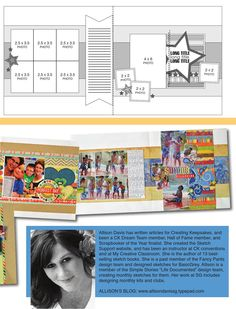 ISSUU - CREATE: Issue 7, July 2014 by Scrapbook Generation