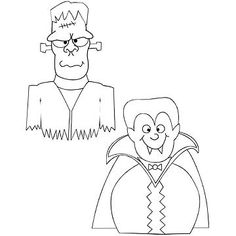 parents magazine halloween coloring pages - photo#2