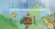 Significantly Less Is A Lot More: The Small House Movement - http://www.decoracy.com/interior-decor/significantly-less-is-a-lot-more-the-small-house-movement.html