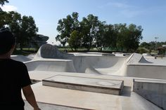 extreme outdoor skatepark - Google Search