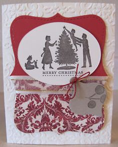 Christmas with Stampin up