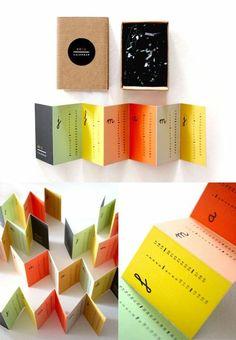 Leporello basteln - einfache Bastelideen mit Papier - Erika Raborio #Bastelideen #basteln #einfache #Erika #Leporello #mit #papier #Raborio