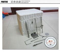 Thermal Insulation Ceramic Fiber Moudle Refractory Ceramic Fiber Blanket, Thermal Insulation, Ceramics, Home Decor, Ceramica, Pottery, Decoration Home, Room Decor, Ceramic Art