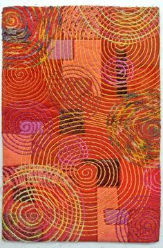 Quilt-Galerie - Kategorie: Edith Bieri