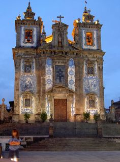 santo ildefonso church#short rental# porto#love porto#