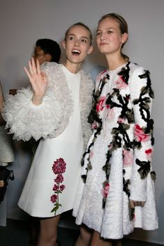 http://www.largesttoystore.com/category/vulli/ Giambattista Valli at Couture Spring 2016 (Backstage)