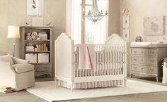 baby girl nursery - Google Search