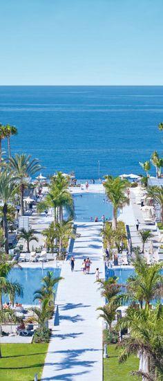 Riu Palace Meloneras - Hotel in Gran Canaria, Spain