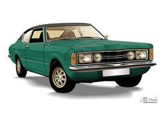Ford Taunus..