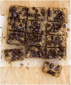 Gluten-Free Peanut Butter Bars Recipe
