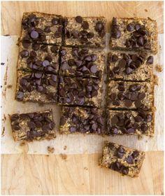 Gluten-Free Peanut Butter Bars Recipe