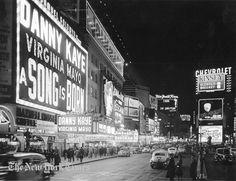 By Sam Falk - New York City - 1948