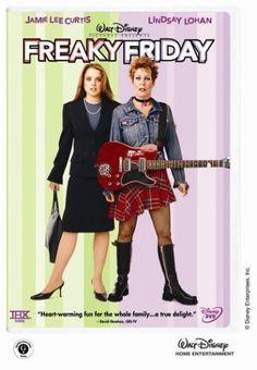 FREAKY FRIDAY: Jamie Lee Curtis, Lindsay Lohan, Mark Harmon - 2003