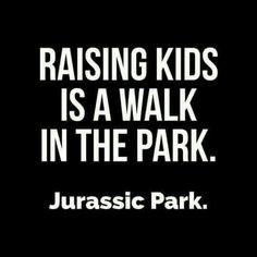 Raising kids