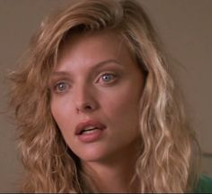 Michelle Pfeiffer as Sukie in the movie: The Witches of Eastwick Michelle Pfeiffer, Beautiful Long Hair, Most Beautiful Women, The Witches Of Eastwick, Persona, Steve Mcqueen, Celebs, Celebrities, Famous Women