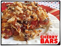 Cherry Bars | APeekI