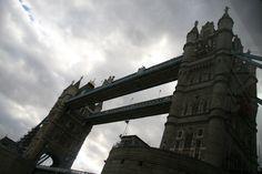 London <3 - Going under the bridge...