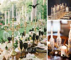 Una boda terroríficamente romántica - La novia indie Indie, Table Decorations, Home Decor, Colorful Smoke, 秋のウェディング 装飾, Elegant Wedding, Invitations, Roses, Homemade Home Decor