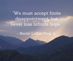 How to handle job search rejection. #hope #inspirationalquote