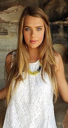Indiana Evans, Muse, Beautiful Women, Long Hair Styles, Tank Tops, English, Beauty, Nerd Stuff, Curiosity