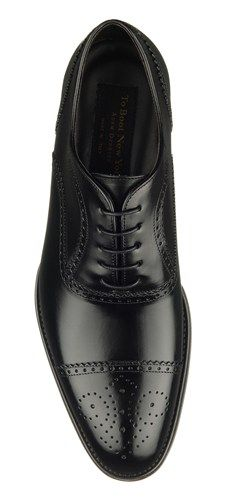 To Boot New York: Men's Capote Dress Shoe in Black