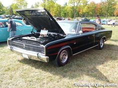 1966 dodge charger   1966 383 Charger