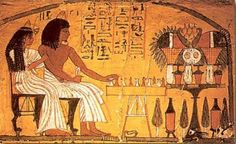 Senedjem and Lyneferti playing Senet.