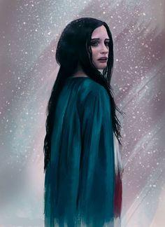 "fandom Guillermo Del Toro 2016 - ""Hurted"" (Люсиль Шарп, Багровый пик)"