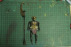 Stop motion character design