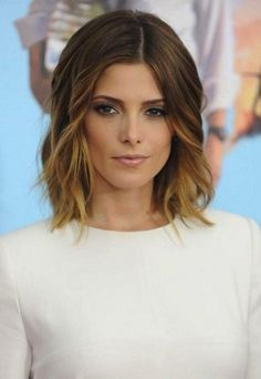Short Hairstyles of 2014 - 2015 that You Will Adore 2015 hair hair trends Ombré Hair, Hair Day, New Hair, Curls Hair, Hair Styles 2014, Medium Hair Styles, Short Hair Styles, Hair Medium, Shoulder Length Hair Styles For Women