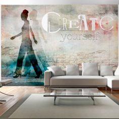 Fotomurale – Create yourself
