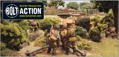 Warlord Games - Bolt Action, Pike and Shotte, Black Powder, Hail Ceaser