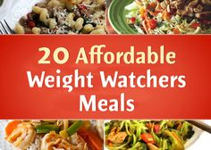 Tired of all the meal planning, just to stay within your allotted Weight Watchers points? Preparing your WW meals doesn't need to be a challenge. Instead of cooking a 7 course meal, try preparing a simple dish instead. You'll get to spend less time in the kitchen and more time enjoying those hard earned points. Here …