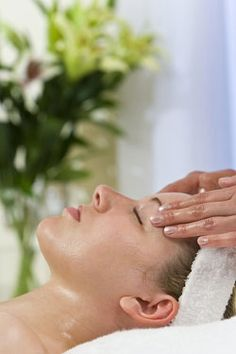 Relaxing therapy options for alternative health.