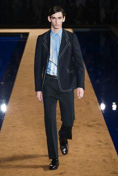 MMU S/S 2015 – Prada See all fashion show at: http://www.bookmoda.com/?p=16900 #summer #SS #catwalk #fashionshow #menswear #man #fashion #style #look #collection #milan #fashionweek #prada