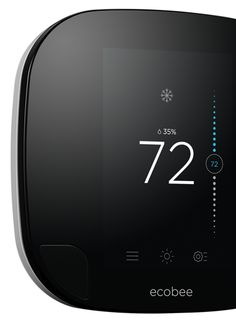 Smart WiFi Thermostats by ecobee |