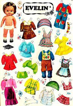 KEKAS Magazine: Recortables de Famositas de la revista LILY All Paper, Paper Art, Paper Crafts, Paper Puppets, Paper Toys, Paper Dolls Printable, Dress Up Dolls, Vintage Paper Dolls, Kids Playing