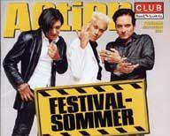 Cover Action Magazin (Österreich)