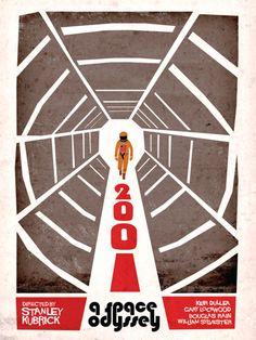 2001: A Space Odyssey by Adam Maida