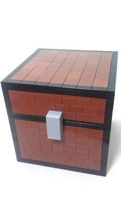 Lego Minecraft Chest