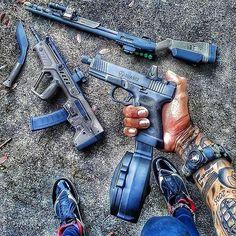 What would be your pick? #fesler #feslerbuilt #feslernation #bad_ass_official #combat #gun #guns #weapon #badass #custom #glock19 #mossberg590 #pewpew #knives #goals #gunporn #scottsdale #az #zombiekiller