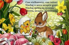- grupa użytkowników na NK Best Irish Whiskey, Easter Art, Vintage Easter, Disney Wallpaper, Origami Paper, Emoticon, Happy Easter, Tinkerbell, Winnie The Pooh