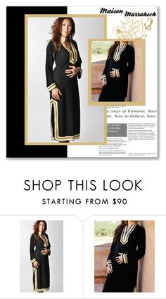 """""""Maison Marrakech"""" by amra-mak ❤ liked on Polyvore featuring women's clothing, women's fashion, women, female, woman, misses and juniors"""