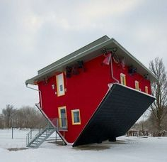 unusual buildings around the world